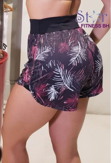 Short Colcci Floral New