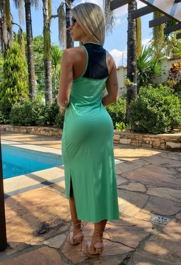 Vestido Green Midi Colcci
