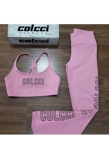 Compra Conjunto rosa M