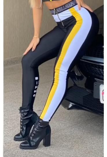 Calça Legging Bold Labellamafia