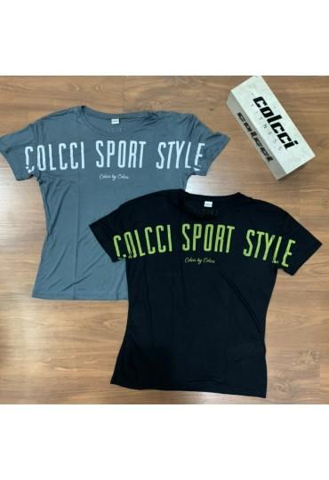 Blusa Colcci Fitness Lettering