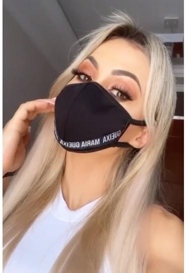 Máscara Black Maria Gueixa