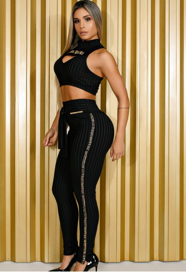 Conjunto Skinny  Maria Gueixa