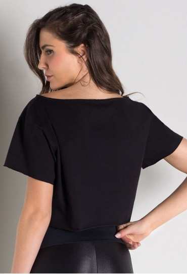 Cropped Colcci Power Style