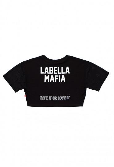 Cropped Tela Frontal Labellamafia
