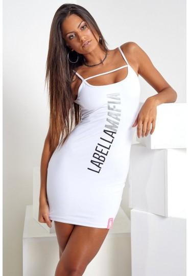 Vestido Branco Labellamafia