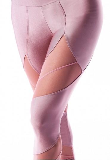 Legging Glamour Rosê