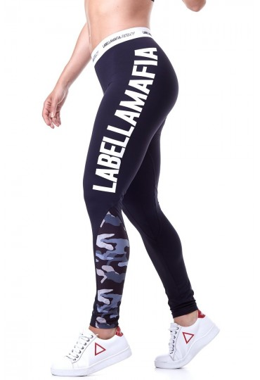 97497f4cb Legging ARMY Labellamafia Legging ARMY Labellamafia