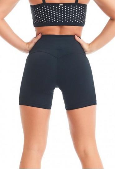Shorts NZ Brave Preto
