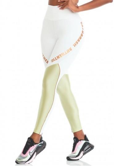 Legging NZ Authentic Branca