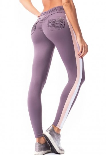 Legging Empina Bumbum Alquimia Abstract