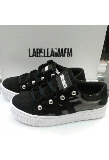 Tênis Labellamafia Verniz