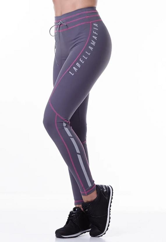 LEGGING NEON GRAY